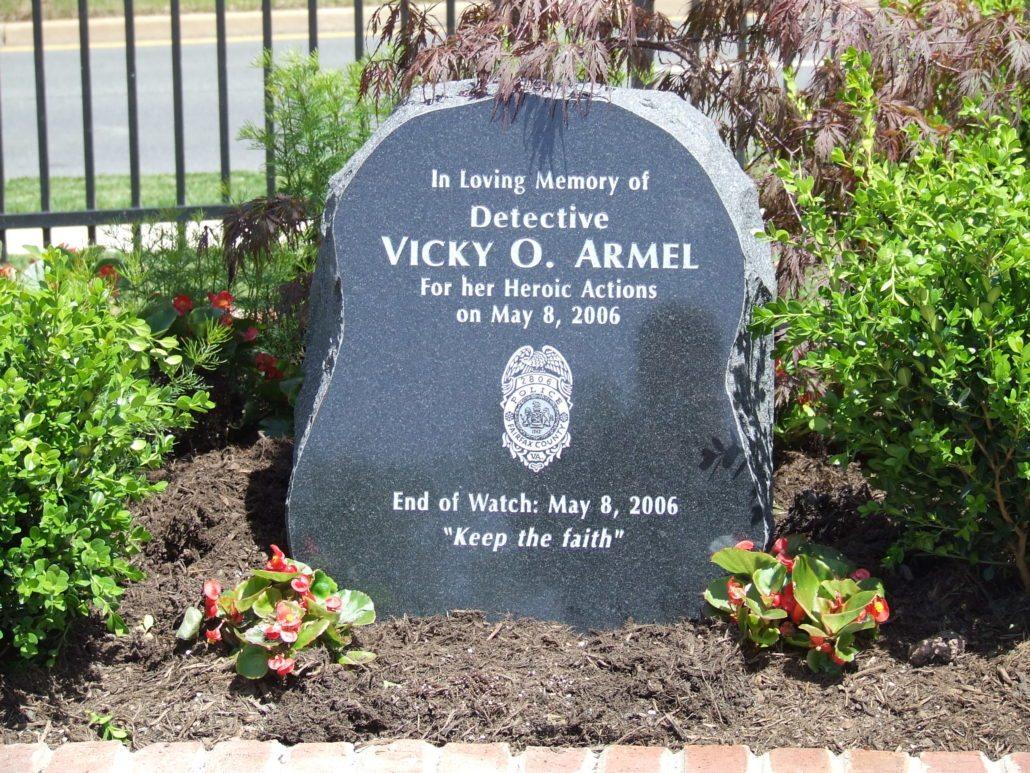 Police Memorial Fairfax County, VA