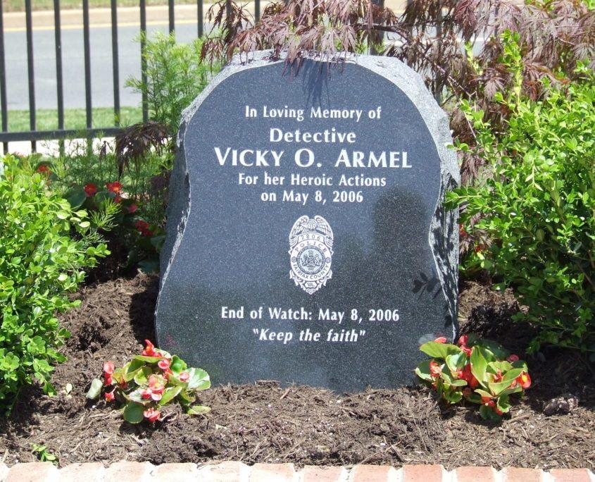 Law Enforcement Memorials Arlington County, VA