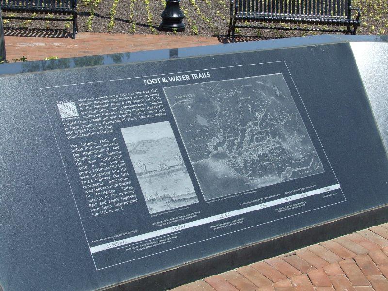 Potomac Yard Civic Memorial Alexandria, VA