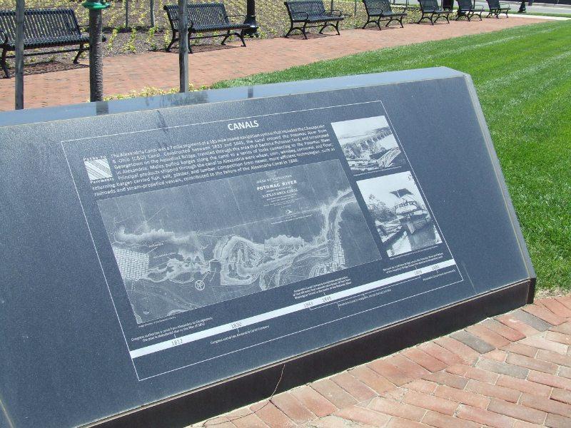 Civic Memorial Alexandria, VA