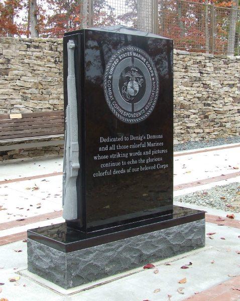 Denig's Memorial Semper Fidelis Trail Triangle, VA