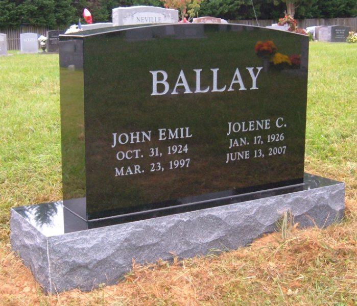 Family Monument Oakton, VA