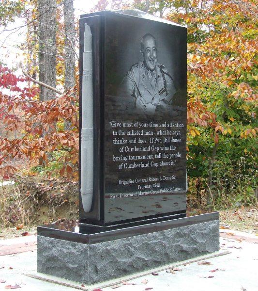Denig's Demons Memorial Prince William County, VA