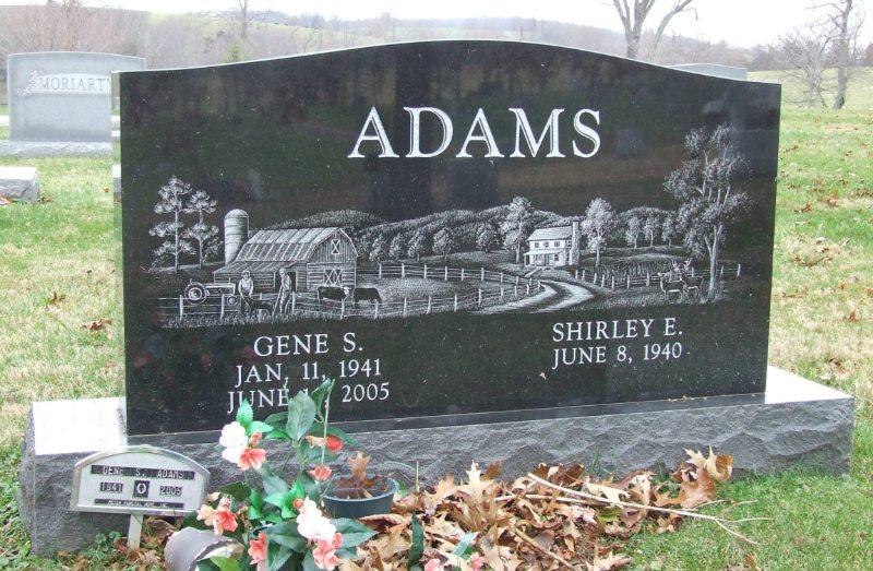 Family Monument Broad Run, VA