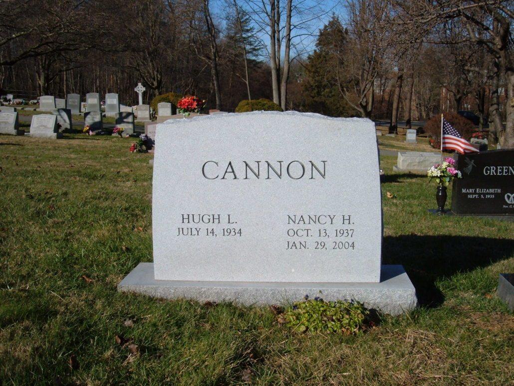 Family Headstone Marker Fairfax, VA