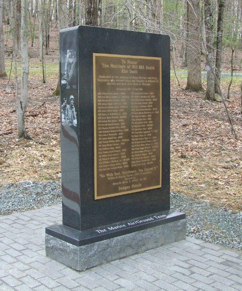 Marine Veteran Memorial Triangle, VA