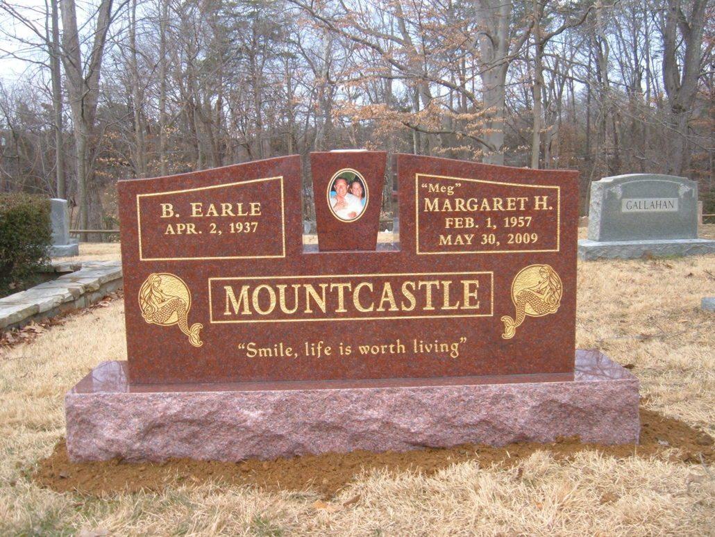 Family Monument Dumfries, VA
