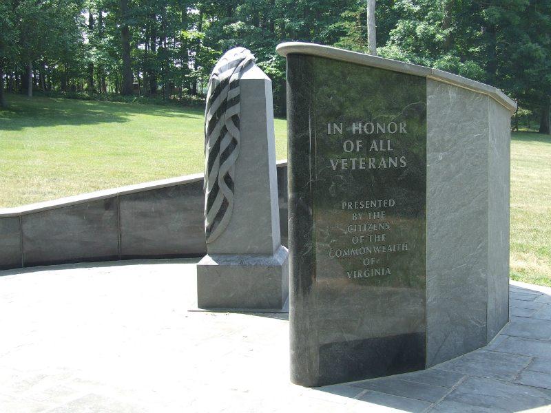 Virginia State Veteran Memorial Prince William County, VA
