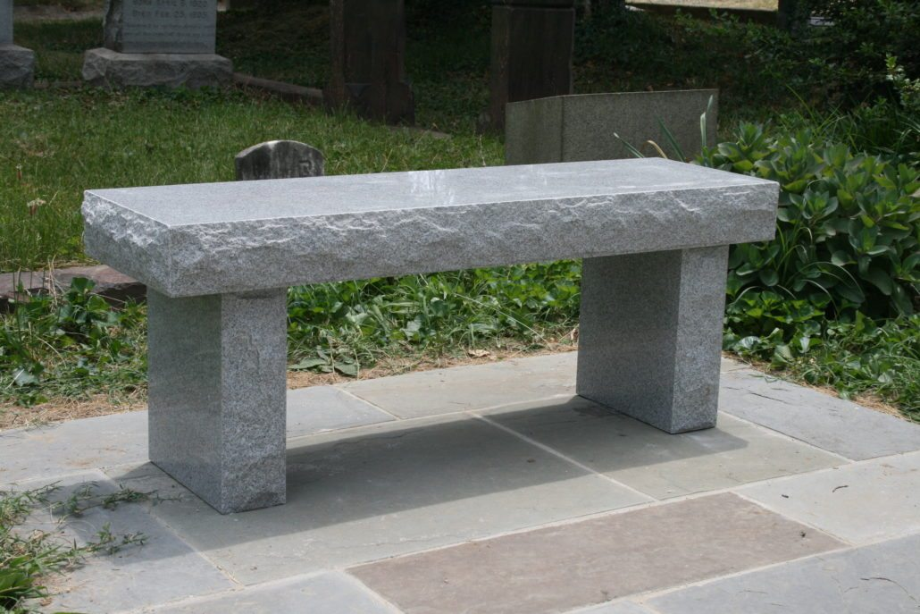 Memorial Bench Arlington County, VA