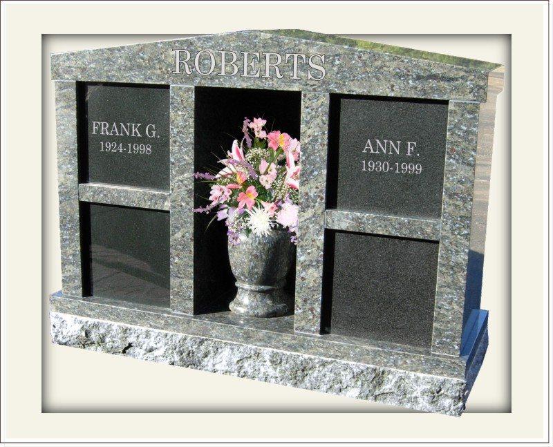 Columbarium Arlington County, MA