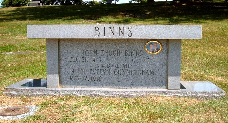 Memorial Bench Falls Church, VA