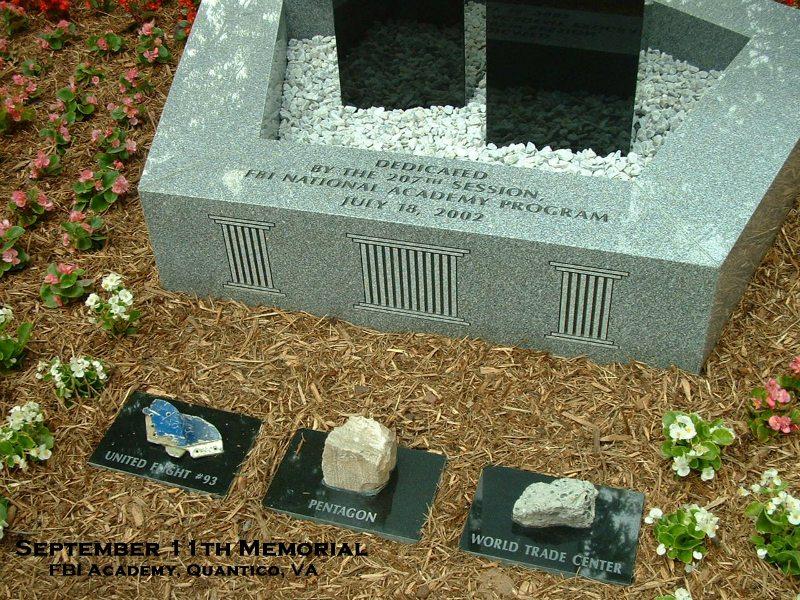 Law Enforcement Memorial Quantico, VA