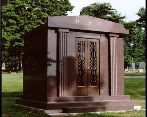 Mausoleum Fairfax County, VA
