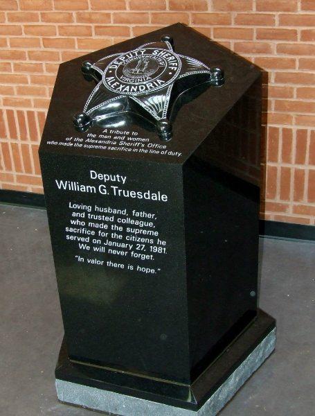 Law Enforcement Memorial Alexandria, VA