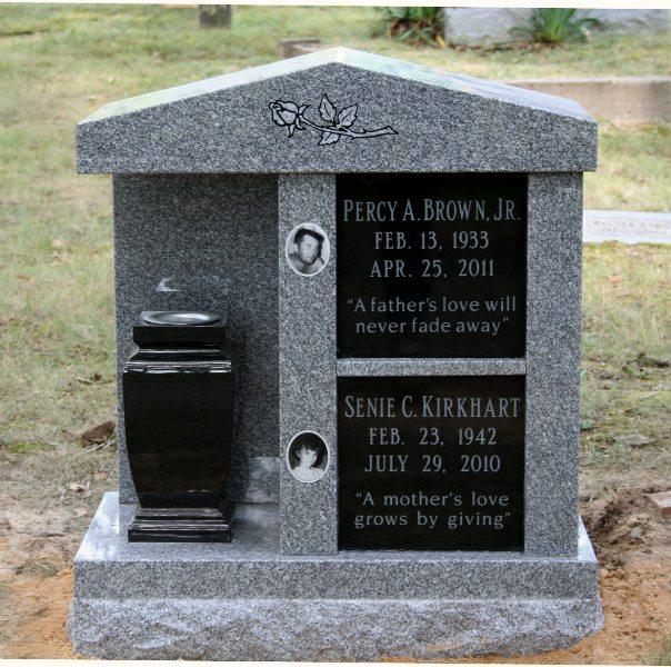 Columbarium in Buckhall Cemetery Manassas, VA