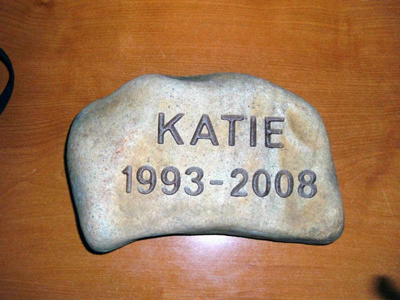 Pet Gravestone Engraving Arlington County, VA