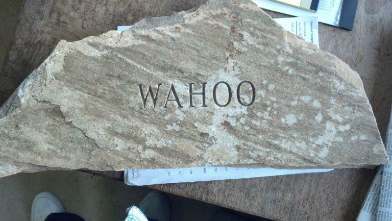 Pet Gravestone Engraving Fairfax County, VA