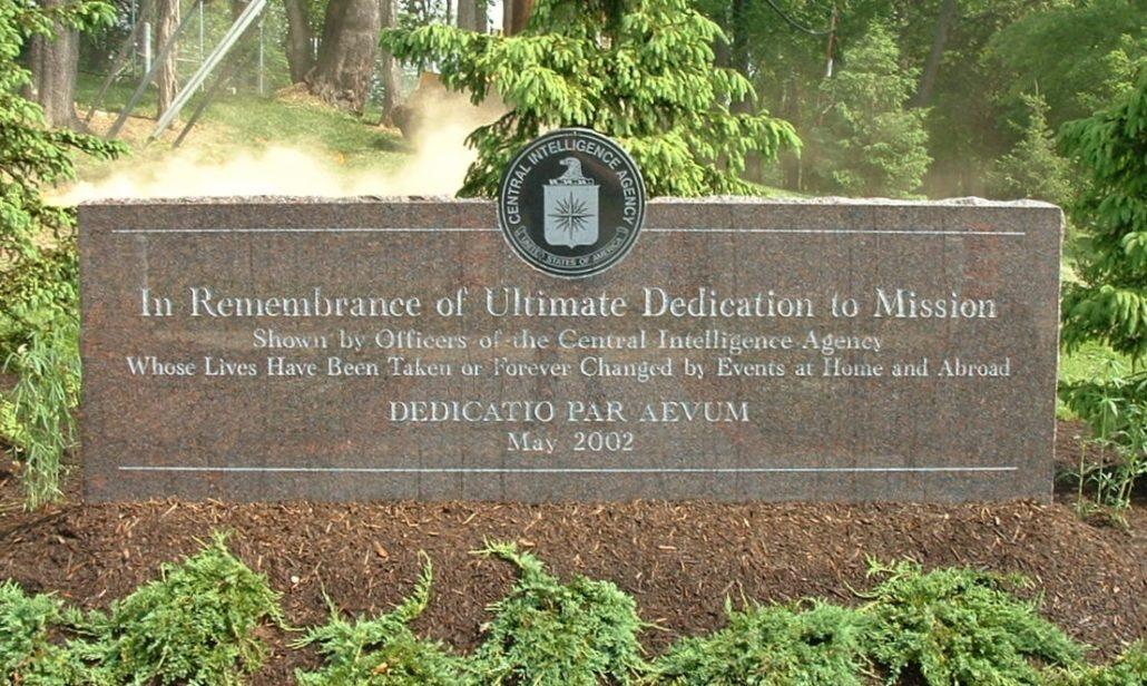 CIA Law Enforcement Memorials Langley, VA