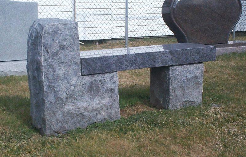 Cremation Memorial Bench Arlington County, VA