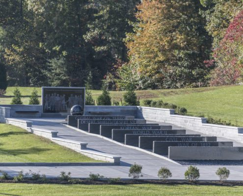 Veteran Memorials Arlington County, VA