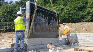Public Monument Site Preparation and Installation Arlington County, VA