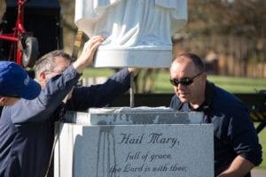 Cemetery Memorial Site Preparation and Installation Arlington County, VA
