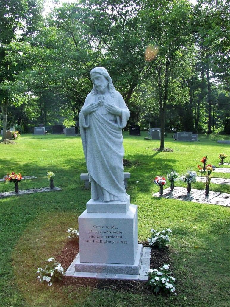 Jesus Statue Fairfax Station, VA
