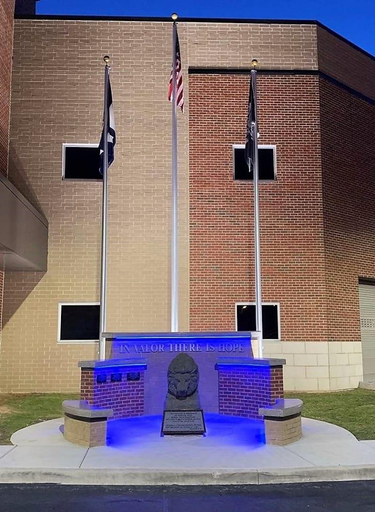 Police Memorial Beckley, West Virginia