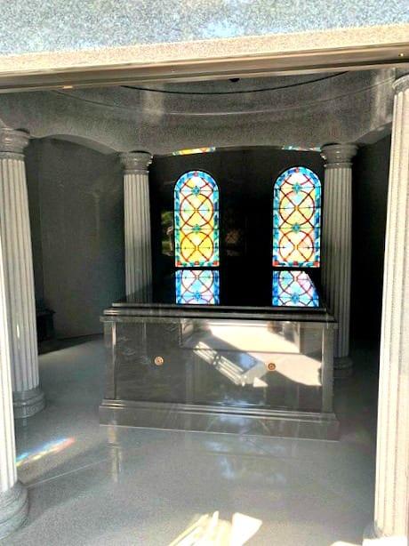 Mausoleum Interior Arlington, VA