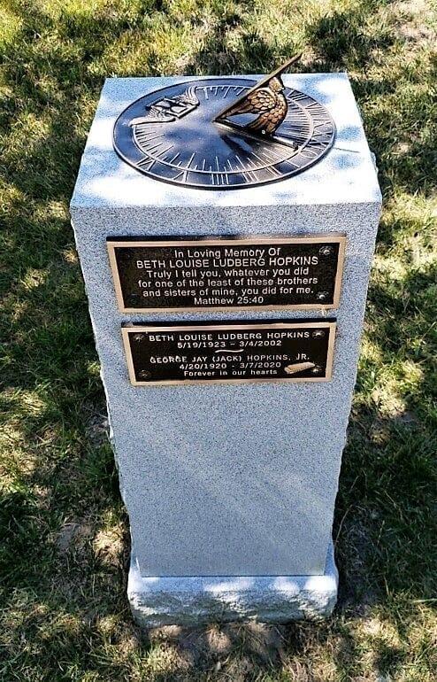 Westminster Retirement Community Dedication Memorial Virginia
