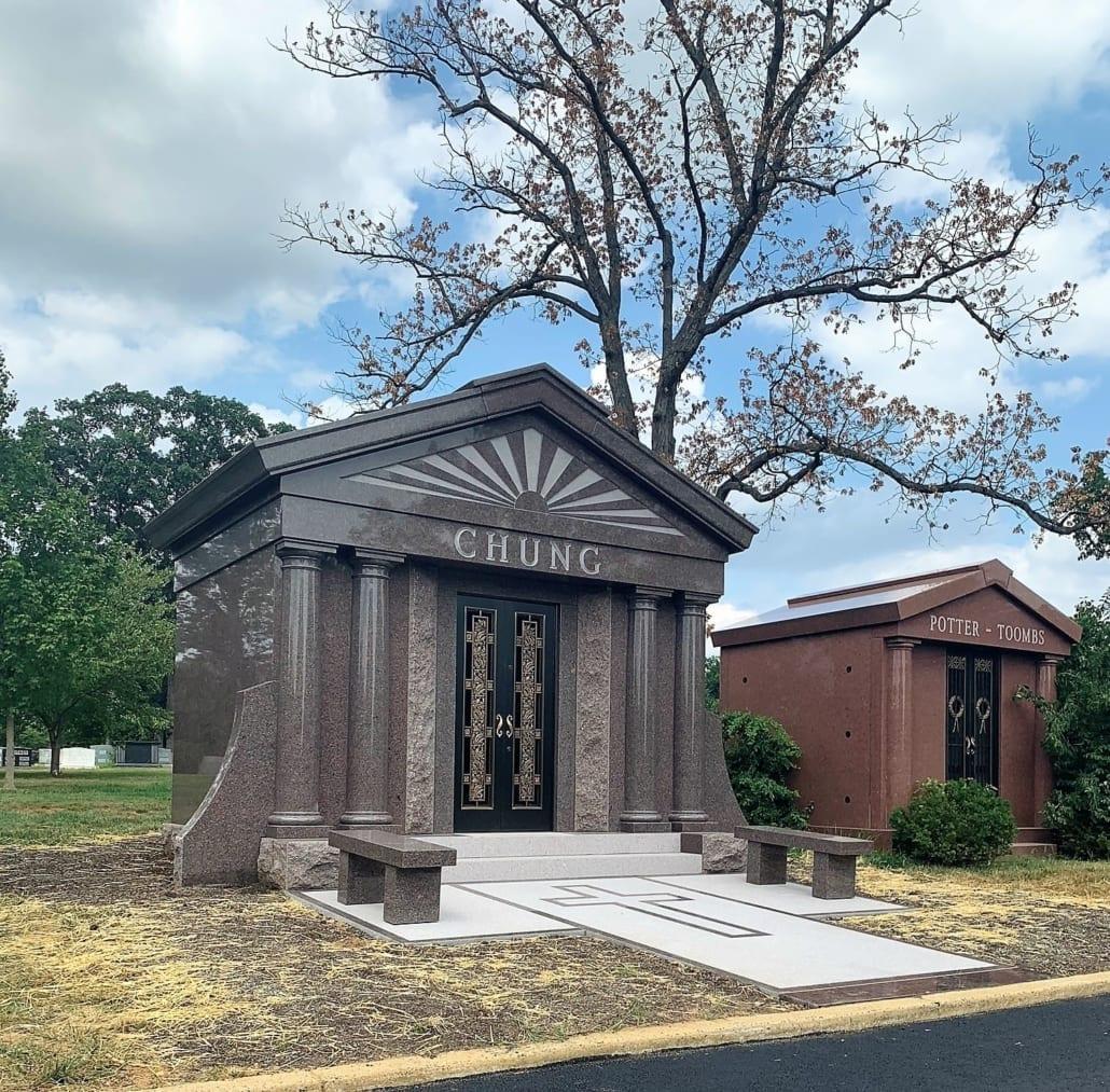 Mausoleum Arlington, VA