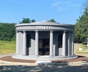 Mausoleums Arlington County, VA