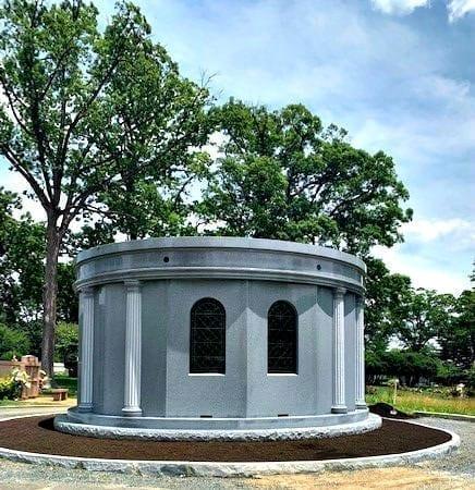Mausoleum Memorial Arlington VA