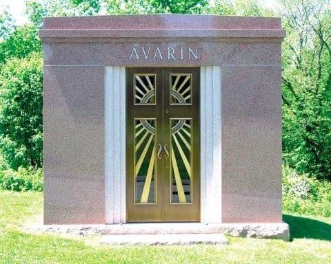 ROA Mausoleum Fairfax County, VA