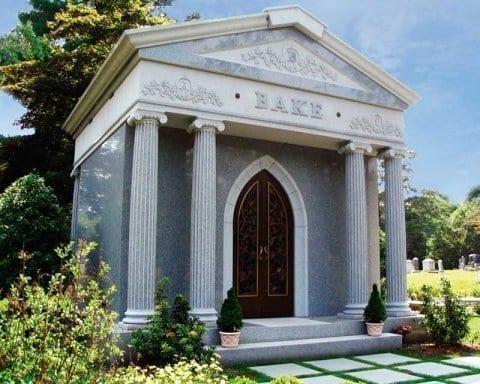 ROA Mausoleum Arlington County, VA
