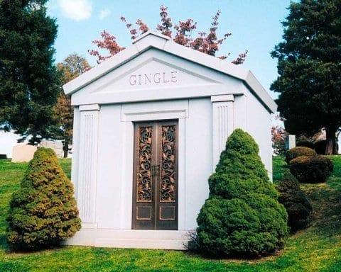 Rock of Ages Mausoleum Manassas, VA